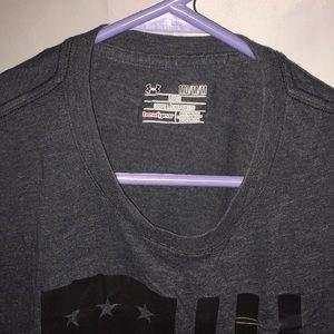 Under Armour Shirts - Under Armour Flag Tee Medium